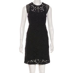 Burberry  Prorsum Lace crochet dress